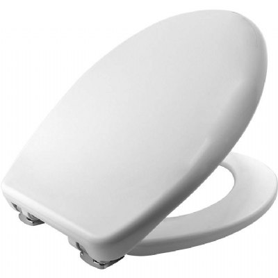 Firenze Ultra Heavy Weight Toilet Seat White - 02015583